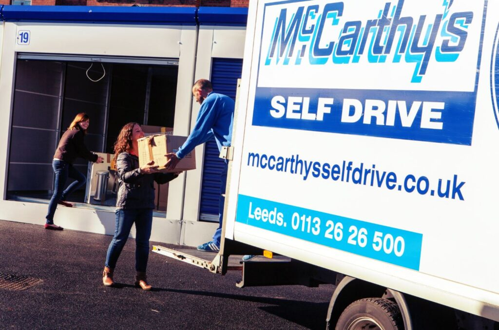 Man With A Van in Leeds