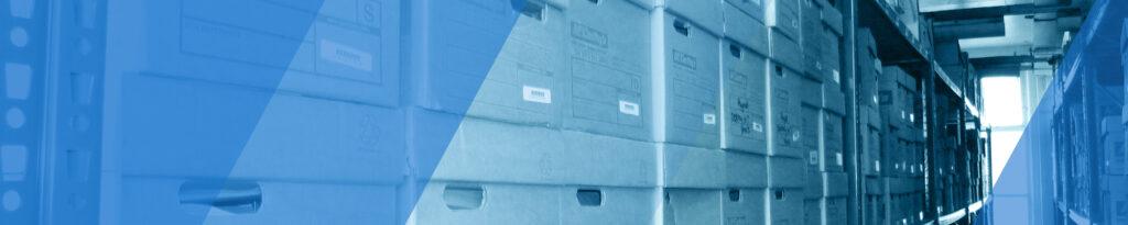 document storage banner