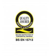 Shredding Service Standards Actual