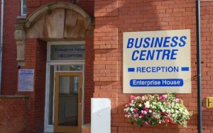 Business Centre Outside
