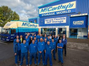 McCarthy's Removals Team