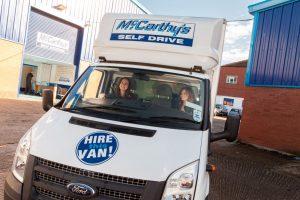 Van Hire Self Drive Main