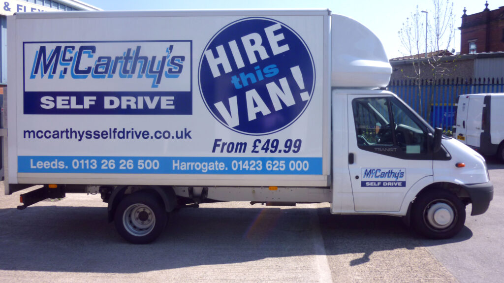 hire this van