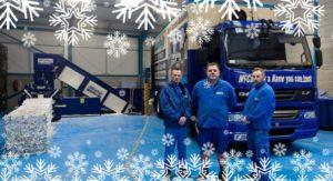 Shredding Planet Leeds with Winter