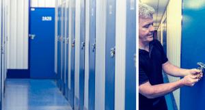 McCarthy's Storage World Leeds Internal