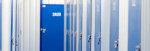 storage security doors