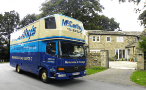 McCarthys Removals Yorkshire
