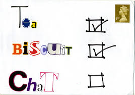 tea and a biscuit checklist