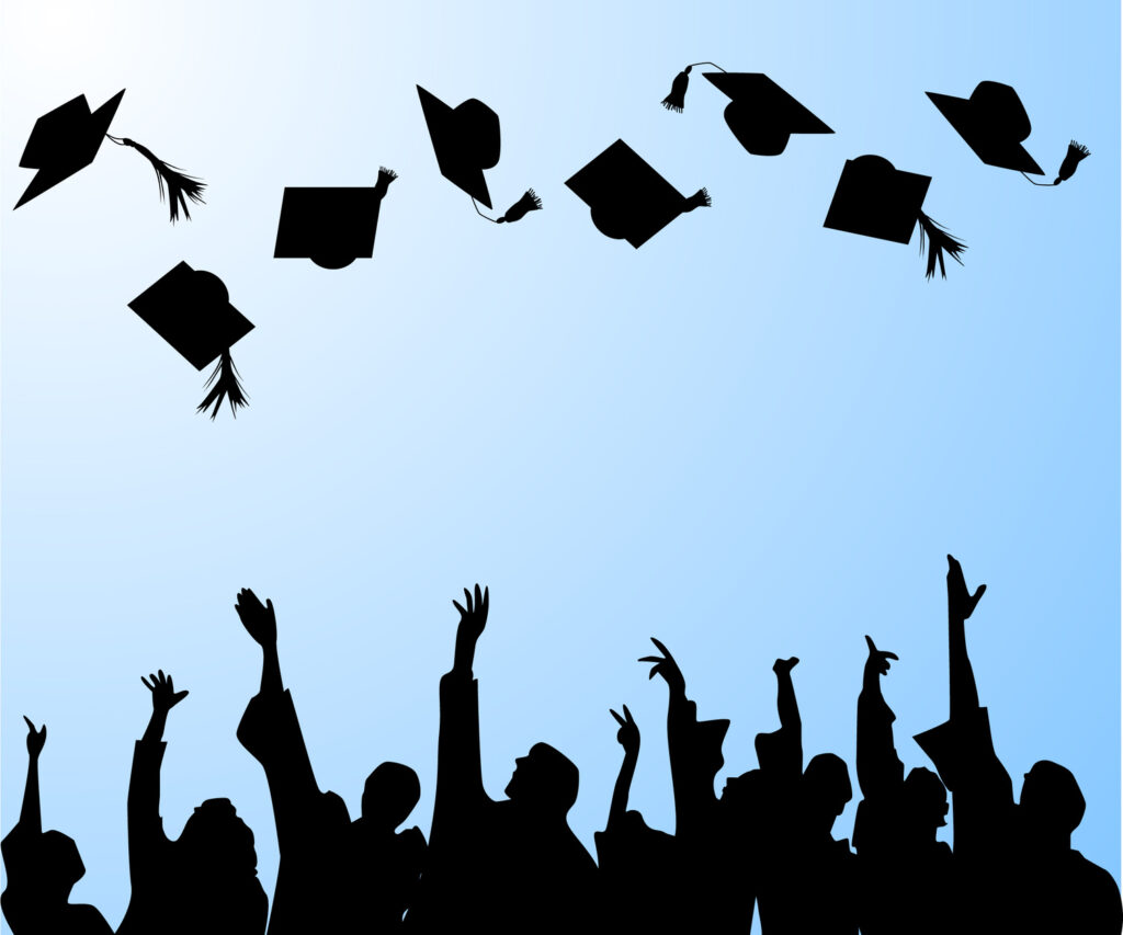 student gradutation