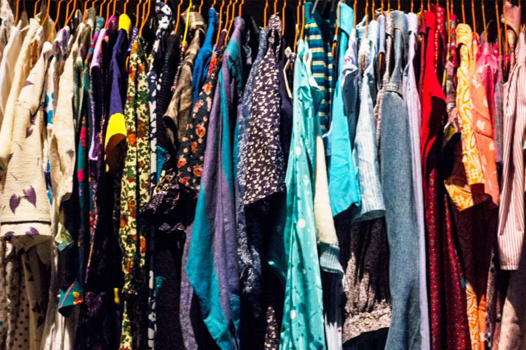 Top Tips For A Wardrobe Clear Out
