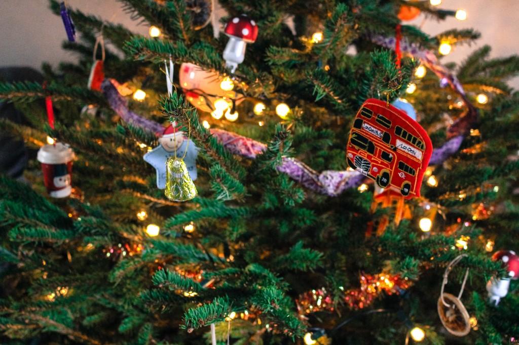 Christmas Trees Uk Homebase A Sunday Afternoon Decorating