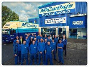 mccarthys team photo