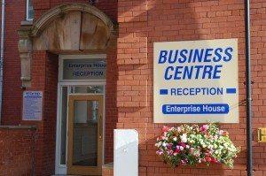 Mccarthys Business Centre Reception