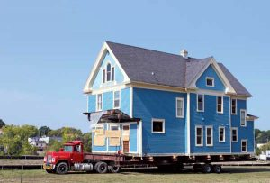 Moving-A-House