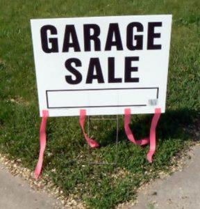 Garage Sale Day