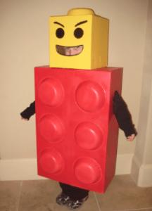 Lego Fancy Dress