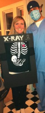 X-Ray Fancy Dress