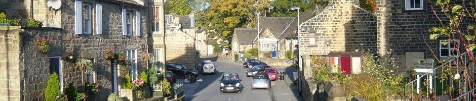 Menston Village