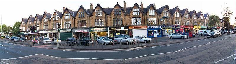 Moortown Street Lane