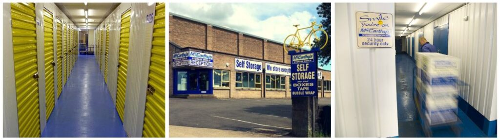 harrogate storage world collage
