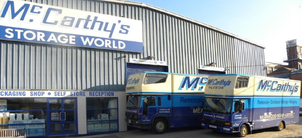 removals vans and storage world leeds