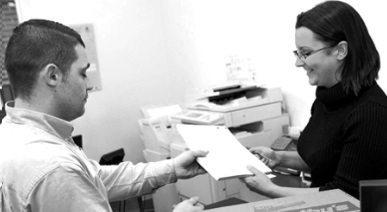 Document Storage Staff