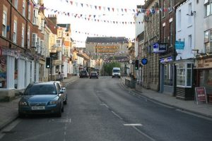 Tadcaster High Street