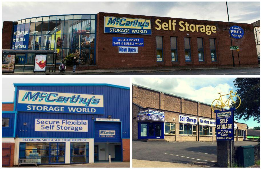 Storage Collage Second