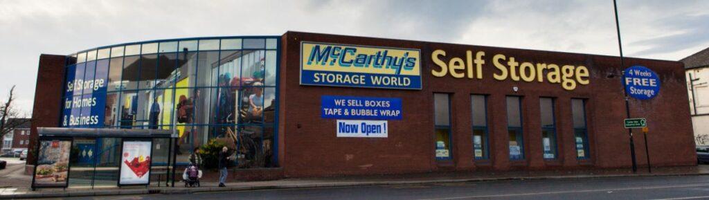 Storage World Wakefield External