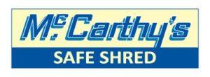 MCCARTHYS SAFE SHRED