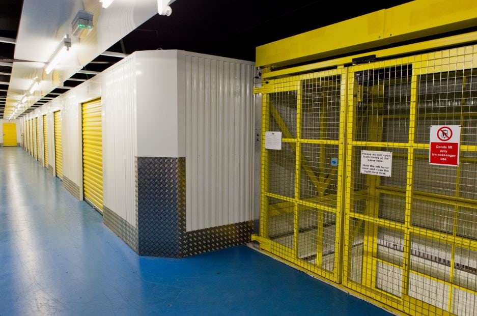 Image result for the storage units of goods