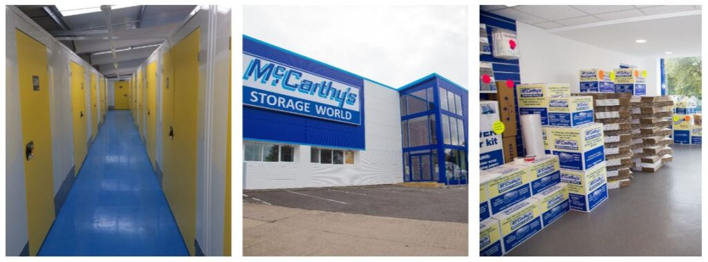 Self Storage Harrogate Mccarthys Removals And Storage