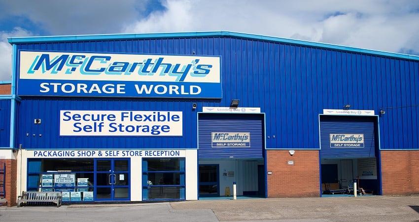 Storage World Leeds Head